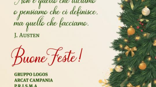 Buone Feste Gruppo Logos